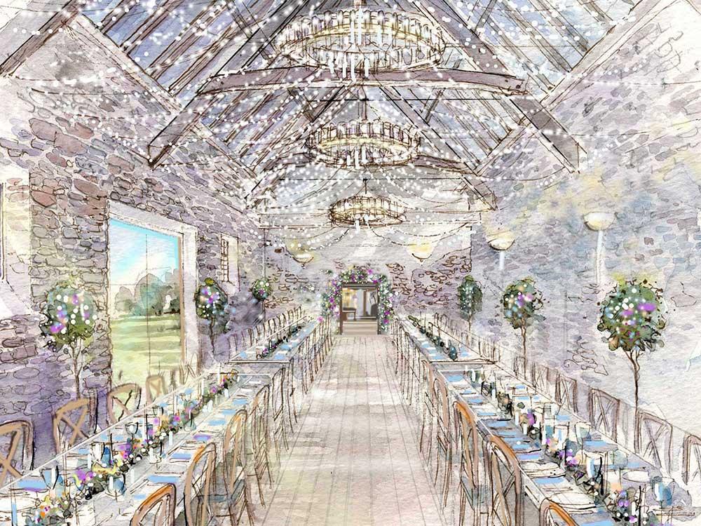 The Coach House - Dorset wedding venue