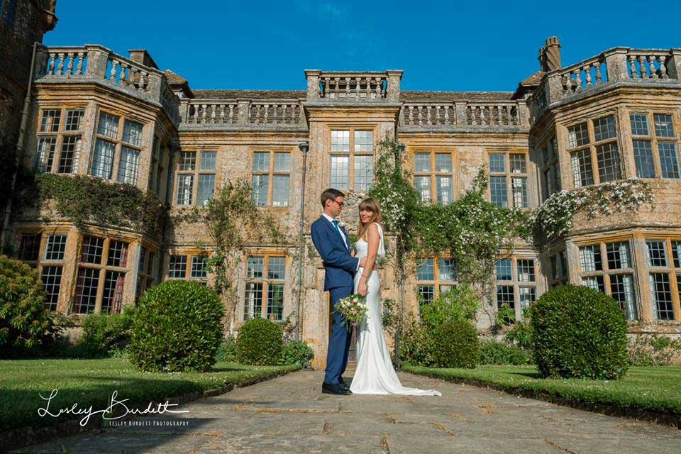 Dorset Wedding Venue - Mapperton House