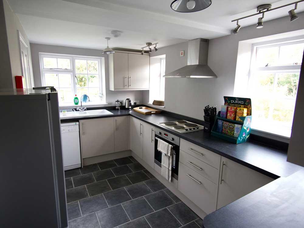 The Garden Cottage kitchen
