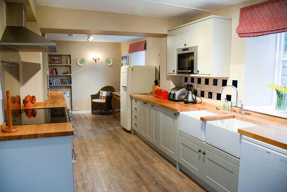 Laverstock Farm Kitchen
