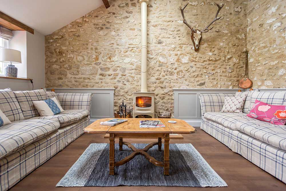 Laverstock Farm Cosy Living Space