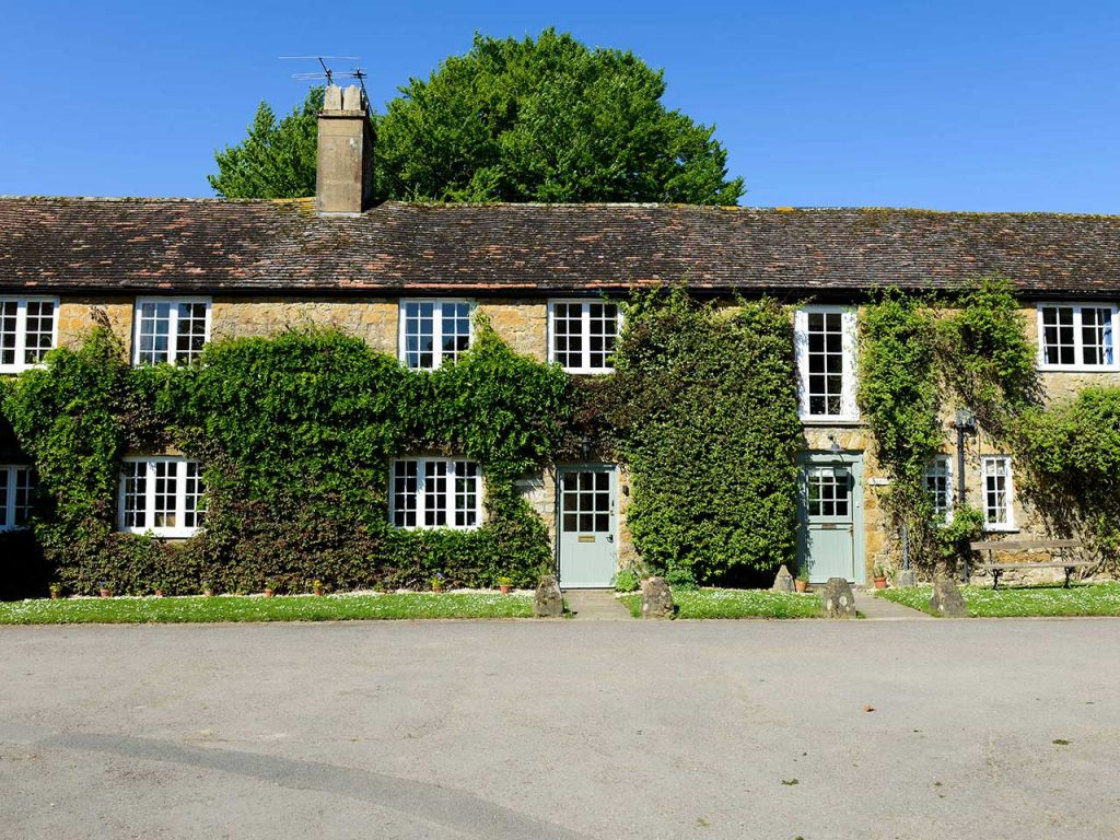 Laverstock Farm - accommodation provider for Mapperton Weddings