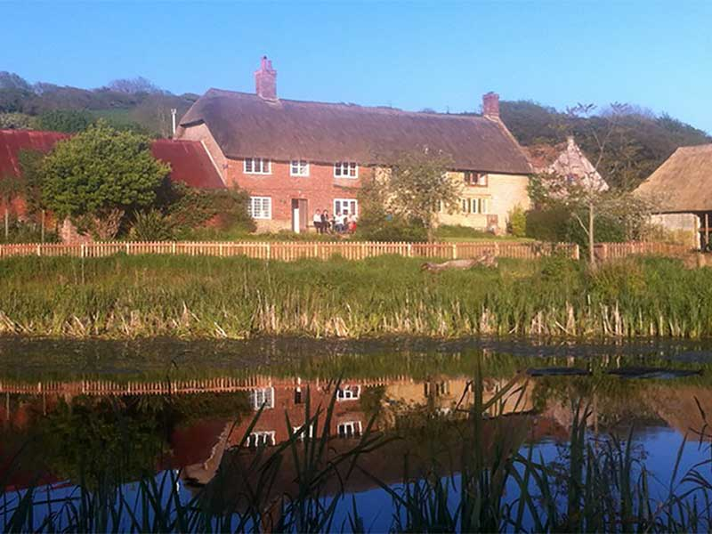 North End Farm, Mapperton Weddings accommodation