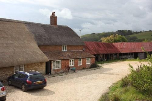 North End Farm Exterior