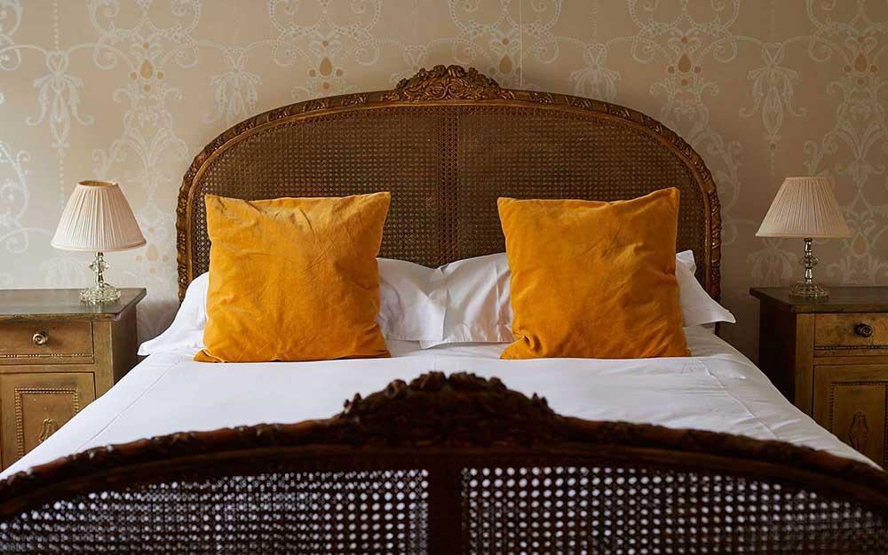 The Ollerod bedroom