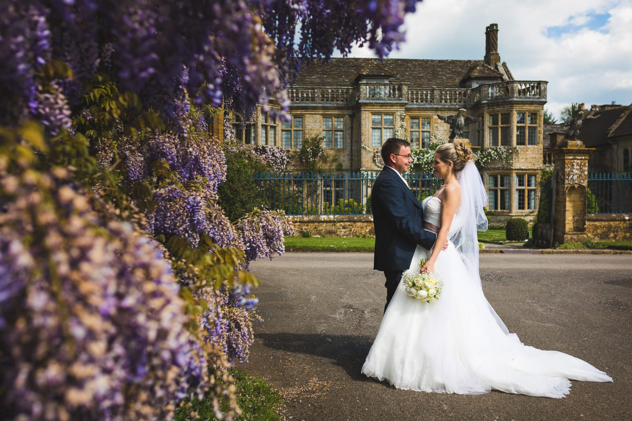 Real Weddings At Mapperton: Kate & Ben Huish