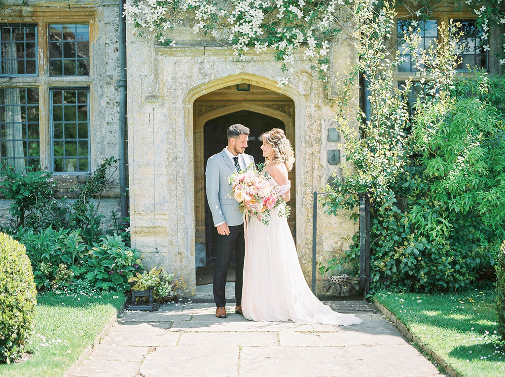 Mapperton Weddings As Featured On Wedding Sparrow