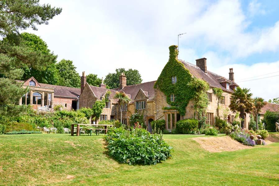 Symondsbury Manor exterior