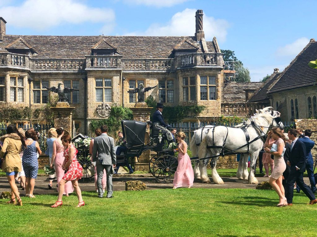 Your guide to the perfect wedding day at Mapperton